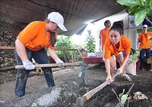 · CSR Trip '사랑의 집짓기' 인도네시아 발리 지역 지원